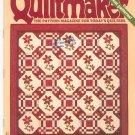 Quiltmaker Magazine March April 1994 Number 36  Patterns