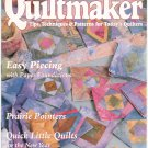 Quiltmaker Magazine January February 1996 Number 47  Patterns