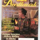 McCall's Needlework Magazine October 1993 With Pattern Insert