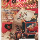 McCall's Needlework Magazine December 1994 With Pattern Insert