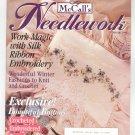 McCall's Needlework Magazine February 1995 With Pattern Insert