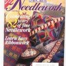 McCall's Needlework Magazine February 1996 With Pattern Insert