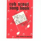 Cub Scout Song Book Vintage 1957 Boy Scouts Of America
