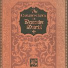 The Champion Book Of Decorative Material Vintage Champion Coated Paper Company Ohio