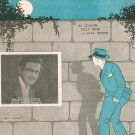 Me And My Shadow by Jolson Rose & Dreyer Sheet Music Vintage