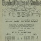 Standard Graded Course Of Studies For The Piano Forte In Ten Grades Grade IV 4
