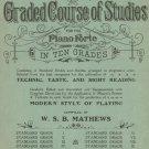 Standard Graded Course Of Studies For The Piano Forte In Ten Grades Grade V 5
