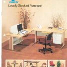 Circo Office Furniture Advertising Brochure