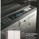 Sharp SF 9550 Copy Machine Copier Advertising Brochure