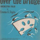 Over The Bridge Orchestra Folio For Clarinet by Corwin Taylor