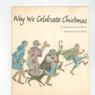 Why We Celebrate Christmas by Barbara Kinney Hargis Vintage United Church Press