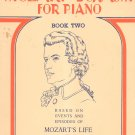 Mozart Schaum For Piano Book Two Vintage Belwin