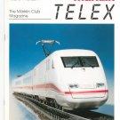 Marklin Telex Magazine March 1992 Marklin Club