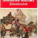 American History Illustrated Magazine December 1968 Vintage