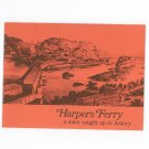 Harpers Ferry A Town Caught Up In History Self Guiding Tour Dan Feaser