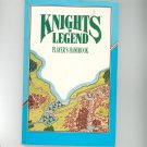 Knights Of Legend Player's Handbook Not PDF Origin