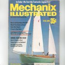 Mechanix Illustrated Magazine 1972 Vintage Annual Boating Issue