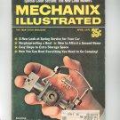 Mechanix Illustrated Magazine April 1970 Vintage New Lawn Mowers Implantable Heart Machine