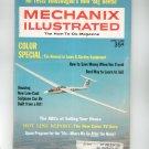 Mechanix Illustrated Magazine April 1969 Vintage New Low Cost Sailplane Kit
