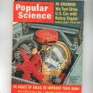 Popular Science Magazine April 1966 Vintage Wankel Fever Hits Detroit