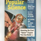 Popular Science Magazine July 1965 Vintage What's Coming In '66 Cars