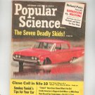 Popular Science Magazine November 1964 Vintage Close Call In Silo 10