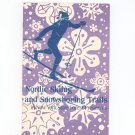 Nordic Skiing And Snowshoeing Trails In New York State Forest Preserves Vintage 1976