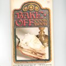 Pillsbury Bake Off Cook Book Cookbook Prize Winning Recipes 19th Annual Bake Off Vintage Item