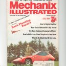 Mechanix Illustrated Magazine February 1972 Vintage