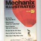 Mechanix Illustrated Magazine January 1972 Vintage Test Big New VW 411