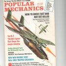 Popular Mechanics Magazine January 1968 Vintage The 0-2 Fighter