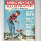 Mechanix Illustrated Magazine March 1966 Vintage Build The 2 Wheel Tornado Go Go Scooter
