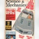 Science & Mechanics Magazine January 1967 Vintage U.S. Steel's Exciting New Car UFO'S
