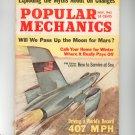 Popular Mechanics Magazine November 1963 Vintage How To Survive At Sea
