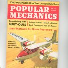 Popular Mechanics Magazine September 1964 Vintage New Channel Wing Plane