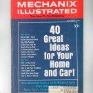 Mechanix Illustrated Magazine November 1968 Vintage 40th Anniversary Issue