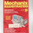 Mechanix Illustrated Magazine October 1971 Vintage Amazing Dutch Hot Air Engine
