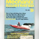 Mechanix Illustrated Magazine March 1971 Vintage Annual Boating Issue