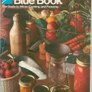 Ball Blue Book Cookbook Guide Edition 30 Canning Freezing
