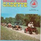 Horseless Carriage Gazette September October 1969 Volume 31 Number 5 Vintage