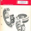 SKF Spherical Roller Bearings Catalog Vintage 1981