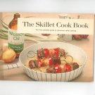Vintage The Skillet Cook Book Cookbook Advertising Wesson Oil