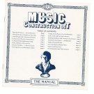 Will Harvey's Music Construction Set Manual Not PDF Electronic Arts