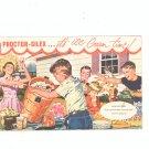 Proctor Silex It's Ice Cream Time Recipe Cookbook