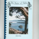The Tastes Of Tahoe Restaurant Guide & Restaurant Recipe Cookbook by Sonnie Imes 1980