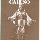 A Century Of Caruso Metropolitan Opera Guild Vintage 1975