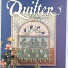 Lot Of 4 American Quilter Magazine 1986 Spring Summer Fall Winter