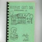 Business Girl's Inn Cookbook Taste N Tell Shreveport Louisiana Vintage 1970