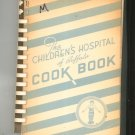 The Children's Hospital Of Buffalo Cookbook Regional New York Vintage 1962