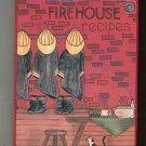 Firehouse Recipes Cookbook Regional Lawton Firefighters Auxiliary Oklahoma 1990